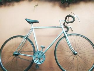 Bici Carrera Pista T58 Benotto Made In Italy Garantia Envio