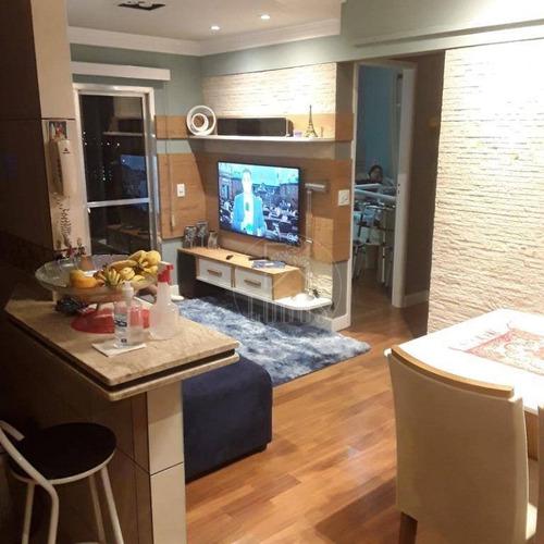 Imagem 1 de 30 de Apartamento Com 2 Dormitórios À Venda, 62 M² Por R$ 300.000,00 - Taboão - São Bernardo Do Campo/sp - Ap1319