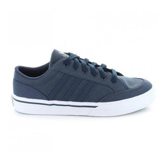 Tenis adidas Canvas - Azul - Dama - Af5952