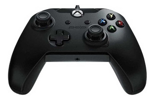 Control joystick PDP Xbox One Wired Controller black