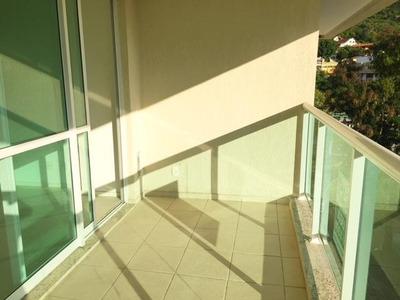 Apartamento Em São Francisco, Niterói/rj De 110m² 3 Quartos À Venda Por R$ 700.000,00 Ou Para Locação R$ 1.900,00/mes - Ap198377