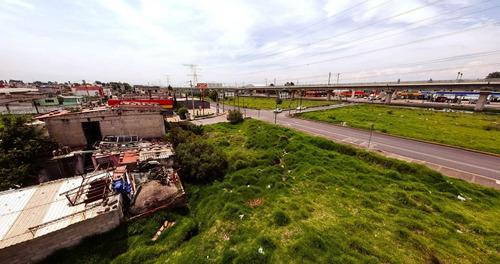 Imagen 1 de 5 de Venta Terreno Comercial En San Mateo Atenco En Esquina En A