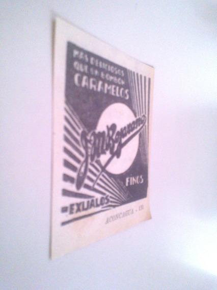 Guia Correos Telegrafos Nacion - Antigua Publicidad 1930s