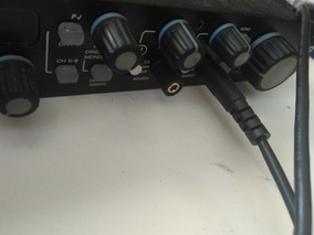 Interface M-audio Mtrack Eigth 8 In 8 Out