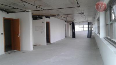 Sala Comercial Para Locação, Bairro Jardim, Santo André. - Sa0324
