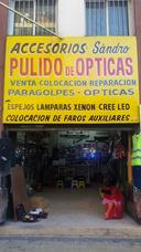 Pulido De Opticas Y Reparacion De Opticas Y Espejos.