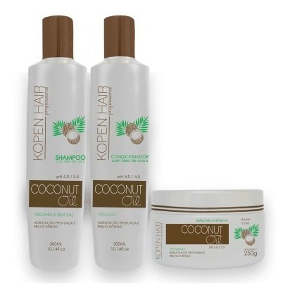 Kit Home Care Coconut Oil Kopen Hair