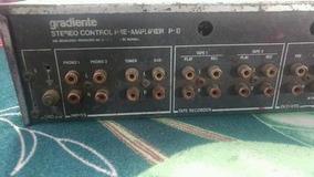 Pre Amp Gradiente P2 Ii