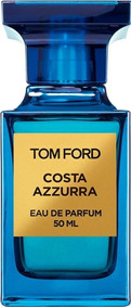 Tom Ford Costa Azzurra 50 Ml (usado) + Amostra 5 Ml (brinde)