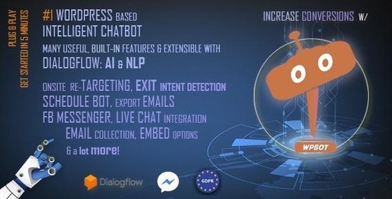 Plugin Chatbot For Wordpress