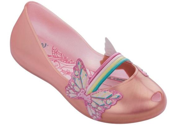 Sapatilha Infantil Grendene Original Barbie Colors 22222