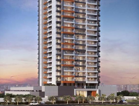 Apartamento Para Venda Em São Paulo, Santo Amaro, 2 Dormitórios, 1 Banheiro, 1 Vaga - Cap2525_1-1216543