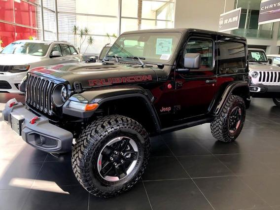 Jeep Wrangler 2020 Rubicon Paq Luxe