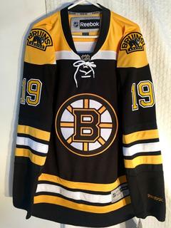 Camisa Nhl Reebok Boston Bruins Oficial Tamanho L