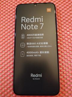 Redmi Note 7 4gb De Ram 64 Gb De Rom