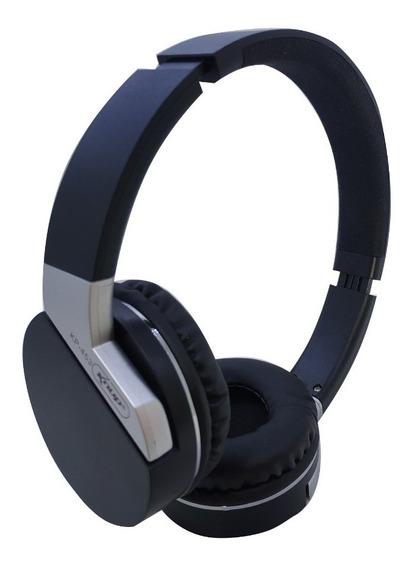 Headphone Micro Sd/fm/p2 Bluetooth Fone De Ouvido