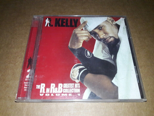 R Kelly - The R In R&b Collection Vol 1 (2 Cds)