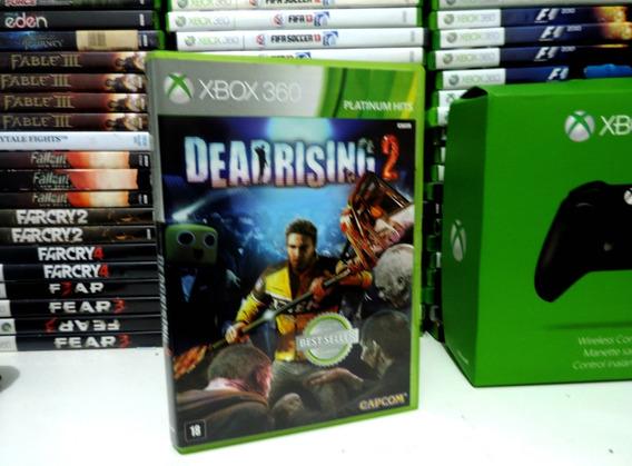 Dead Rising 2 Xbox 360 Jogo Original