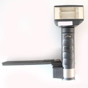 Flash Metz 45 Cl 1 - Com Haste - Sem Bateria Usado