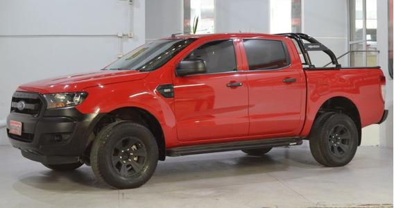 Ford Ranger Dc Xl 4x2 2.2 Diesel 2019 Color Rojo