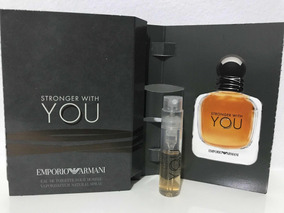 Armani Stronger With You Edp 1,2ml Amostra 03 Unidades