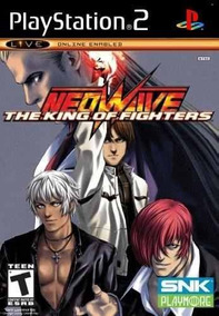 The King Of Fighters: Neowave - Ps2 Patch Leia Anúnc