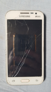 Celular Samsung Win 2 Com Displey Quebrado E Sem Bateria