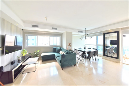 Imagen 1 de 14 de Apartamento Con Vista Al Mar En Cacicazgos De 2 Habitaciones