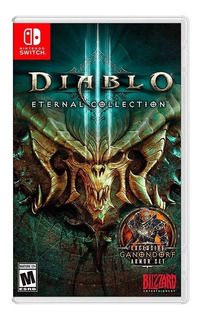 Diablo 3 Eternal Collection | Juego | Switch