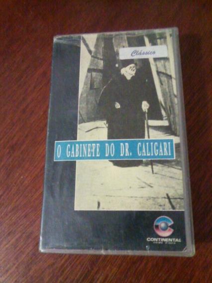 Vhs O Gabinete Do Dr Caligari