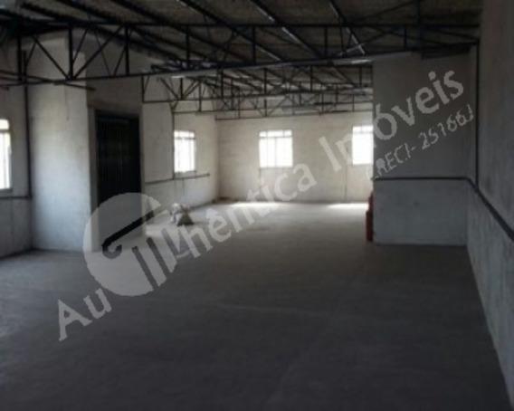 Prédio Comercial Para Alugar No Veloso, Osasco. - Pc00036 - 33881415