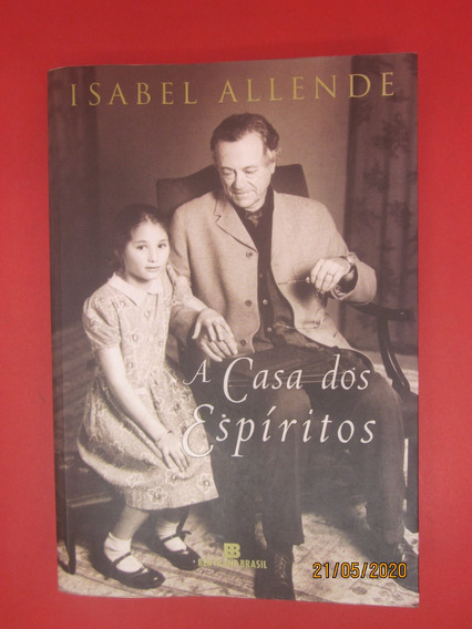 Livro A Casa Dos Espíritos