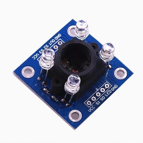 Sensor De Color Rgb Arduino