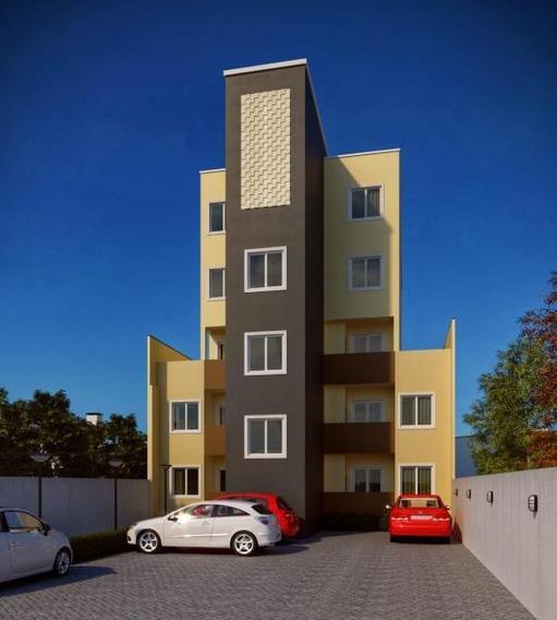 Apartamento Para Venda Em São José Dos Pinhais, Boneca Do Iguaçu, 3 Dormitórios, 1 Suíte, 1 Banheiro, 1 Vaga - 1047_2-861183