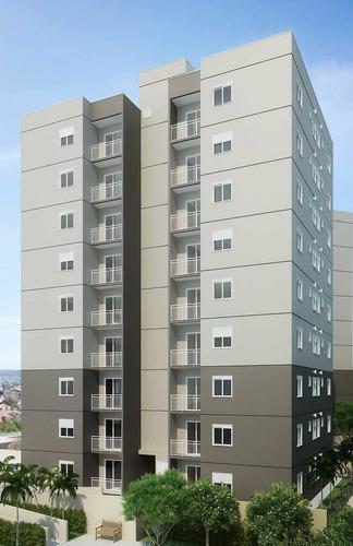 Imagem 1 de 10 de Apartamento Residencial Para Venda, Jardim Monte Alegre, Taboão Da Serra - Ap6516. - Ap6516-inc