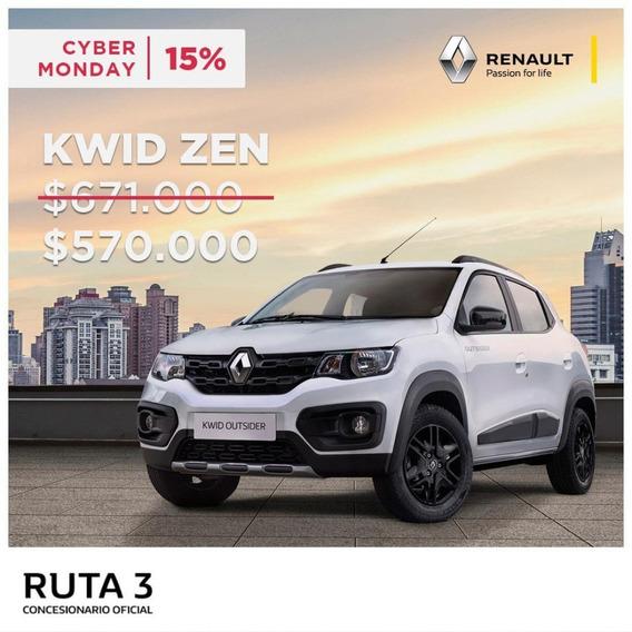 Renault Kwid Outsider 1.0 0km Mc