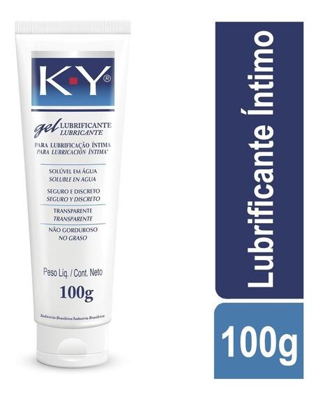 K-y Gel Lubrificante Íntimo 100g