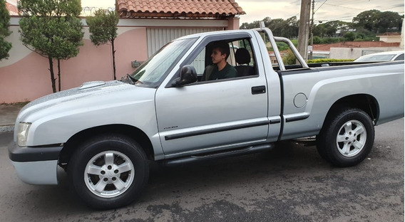 Chevrolet S10 2.8 Colina Cab. Simples 4x4 2p 2006