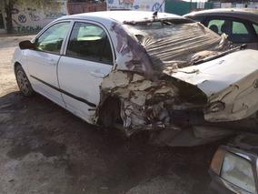Toyota Corolla 2007 Accidentado Venta Completa Para Reparar