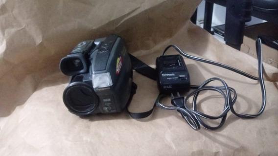 Camera Panasonic Pv 306 Palmacorder Não Liga