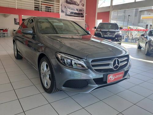 Imagem 1 de 9 de Mercedes-benz C 180 1.6 Cgi Flex Avantgarde 9g-tronic