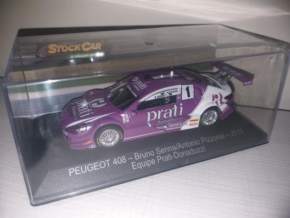 Peugeot 408 Bruno Senna 2015 Prati-donaduzzi Escala 1/43