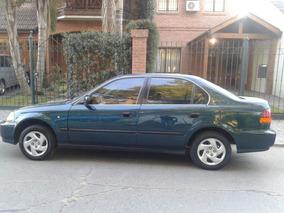 Honda Civic Lx. At 1996