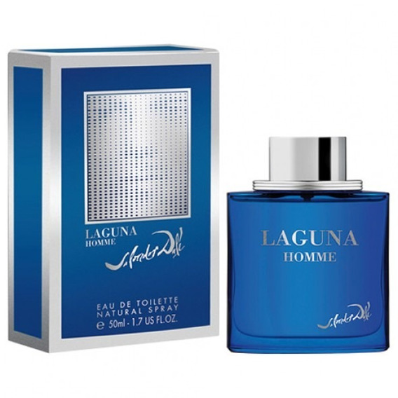 Perfume Laguna Homme Edt 100 Ml - Original - Ganhe Amostra