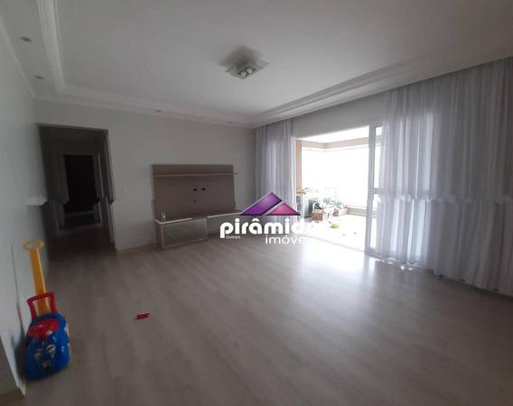Apartamento Com 4 Dormitórios À Venda, 122 M² Por R$ 680.000,00 - Jardim Das Indústrias - São José Dos Campos/sp - Ap11539