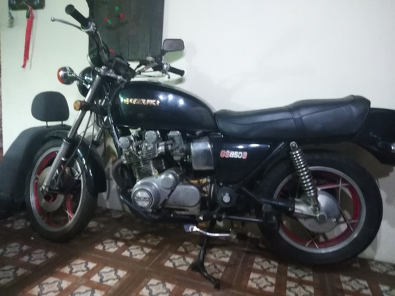 Suzuki Gs 850 G A Cardardan