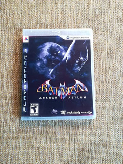 Batman Arkham Asylum Ps3 Original Usado