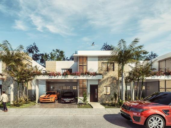 Villa De 5 Habitaciones En Punta Cana