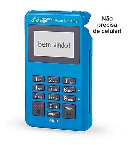 Point Mini Chip E Wifi Máquina Cartão Mercado Pago Promoção