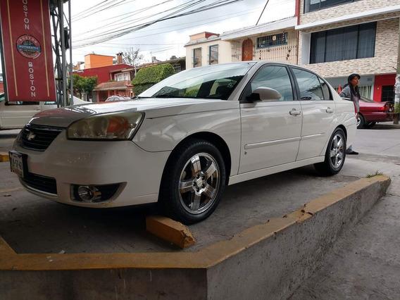 Chevrolet Malibú Version De Lujo